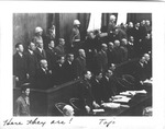 Trials of Japanese before Inter. Military Tribunal of the Far East, 1946