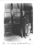 Sir William F. Webb, president of IMTFE war crimes court, Tokyo, 1946