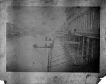 Huntington, 3rd Ave. from 10th Street, 1884 flood