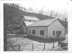 Columbia House, warehouse and barn, Branchland, W.Va.