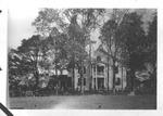 Hagen home, Lombardy Lawn, Huntington