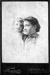 Grace Shepard, Mrs. Harry Aleshire with unidentified child