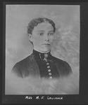 Mrs. M. F. Lallance