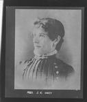 Mrs. J. K. Oney