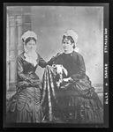Ella Stephenson (left) & Sarah Stephenson (on right)