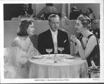 Movie publicity still of Greta Garbo and Melvyn Douglas in