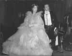 Publicity still of Jeannette MacDonald and John Barrymore