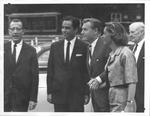 W.Va. Gov. Cecil Underwood, Mr & Mrs. Nelson Rockefeller