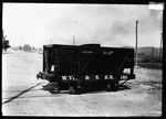 Wood 5-ton coal car, manufactured by ACF Co., Huntington, W.Va. ca.1900