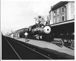 C&O Railroad's Guyan Valley Local at C&O Station, Huntington