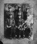 Officers of Huntington,W.Va. police dept,, ca. 1900
