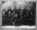 Huntington, W.Va. Police force, 1896