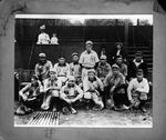 Local Huntington baseball team