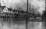 Huntington, W.Va. street during 1913 flood, 1899