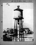 Water tank, W.14th Street, Huntington, 1889