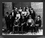 Huntington workers and business people, ca. 1900