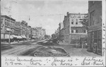 Third avenue east from 9th Street, Huntington, W. Va., 1905.