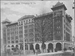 Waldo Hotel, Clarksburg,W.Va.
