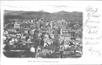 Birds Eye View of Clarksburg, W.Va.