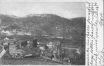 Part of the N&W railroad yards and shops, Bluefield,W.Va.