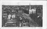View of Martinsburg, W.Va. from top of US Court House