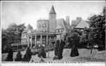 Home of Senator S. B. Elkins, Elkins, W. Va., 1907.