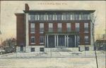 Y.M.C.A. building, Elkins, W. Va., 1907.