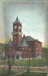 High school, Mannington, W. Va., 1907.