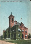 Post Office, Charleston, W.Va.