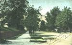 Fairmont Ave., looking West, Fairmont, WVa