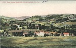 Poor House from hill, Elm Grove, W.Va., 1907