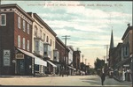 N. Queen or Main St., looking South, Martinsburg, W.Va.