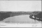 Potomac River from Bolivar Heights, Harpers Ferry, W.Va.