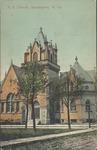 M. E. church, Mannington, W. Va., 1908.