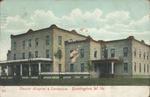 Kessler hospital and sanitarium, Huntington, W. Va., 1908.