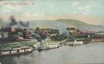 Wharf, Wheeling, W.Va.
