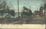 Wharf & Water St, Wheeling, W.Va.