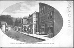 Main Street, looking west, Marlinton, W.Va.