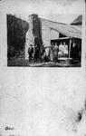 View of Post Office at Samp, W.Va. on Elk River