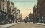Market Street looking E., Parkersburg, W.Va.