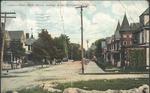 W. Burk Street, looking East, Martinsburg, W.Va.