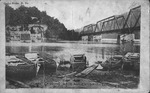 Ferry Landing at Gauley Bridge, W.Va.