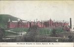 Second Hospital for Insane, Spencer, W.Va.