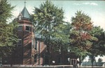 Summers Co. Courthouse at Hinton, W.Va.