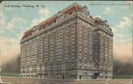 Goff building, Clarksburg, W. Va, 1910.