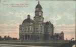 Cabell county court house, Huntington, W. Va., 1910.