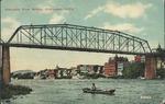 Kanawha River Bridge, Charleston, W.Va.