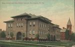 Huntington High School & Oley School, Huntington, W.Va.