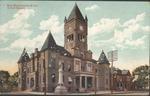 Court House, New Martinsville, W.Va.