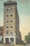 Thompson bldg., Ninth st., Huntington, W. Va., 1911.
